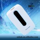 Mobile wifi router support CDMA/EVDO &3000mAh power bank