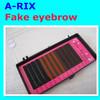 high grade korea private label eyebrow extension