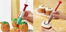 new design food grade cake writing pen