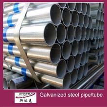 OD 55 galvanized steel pipe