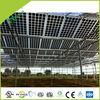 Transparent solar panel 140w/ BIPV solar panels