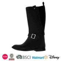 2014 women rain boots in the snow