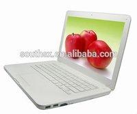 Windows7 intel atom D2500 1.86G Dual core 2G/320G & amp laptop mini laptop with dvd drive