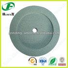 Green silicon carbide abrasive disc for grinding aluminium alloy,wood