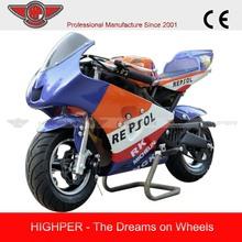 49cc Mini Gas Powered Pocket Bike For Kids Use (PB009)