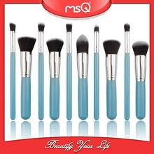 MSQ 10 pcs Best Cheap Make up Brushes