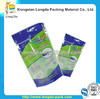 whey protein packaging bag with stand up pouch zipper
