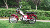 hot sale quality guarantee Cheap 110cc chopper cub motorcycle