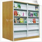 Steel library Book Shelves