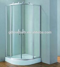Love-bath tempered glass acrylic shower tray shower room