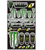 PIT Dirt BIKE Motorcycle Monster sticker kit