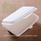 Biodegradable sushi custom printed fruits container MP1