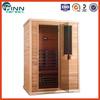 China cheapest sauna steam room 1 person far infrared indoor sauna room