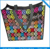 100% reusable non woven pp laminated bag/laminated tote bags
