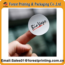 Print Paper Stickers Self Adhesive Roll Label