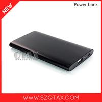 oem/odm factory lithium battery usb universal portable power bank for blackberry