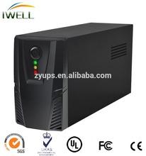 Off-line UPS Power Supply LED Built-in Battery 650va UPS Manufacturer