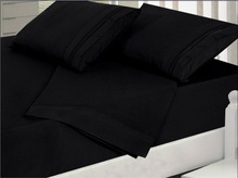 plain color fitted sheet sets