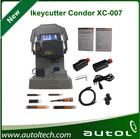 HOT Supply! Wholesale-Locksmith Equipment Ikeycutter Condor XC-007 car Key Cutting MachineKey Duplicating machine Ikeycutter