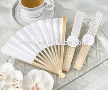 Gift Fan / Personalized Paper Fan For Wedding