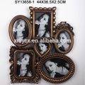 atacado 6 fotos decorativas molduras collage