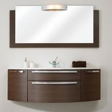 Novel Mdf Double Sink Bathroom Furniture