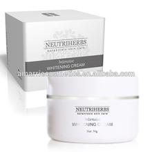 OEM/ODM Skin Care whitening cream hydroquinone