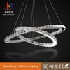 2014 New Stainless Steel Crystal Chandelier Modern Chandelier