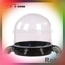 Transparent IP54 waterproof rain case for 200w 230 beam moving head light
