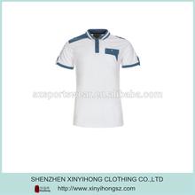 Fashion Thick Cotton Men New Design Polo T Shirt 2014