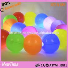 inflatable led beach ball light