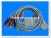FX101 10 LEADS DIN 3.0 FUKUDA ECG CABLE