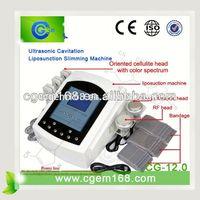 CG-12.0 Cavitation liposuction reshape slim side effects for sale
