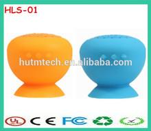 cheap mini portable wireless bluetooth colorful mylar speaker