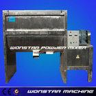 dry powdered paint wst horizontal powder mixer price