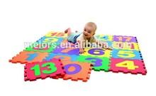 Beautiful updated eva foam alphabet puzzle mat for kids