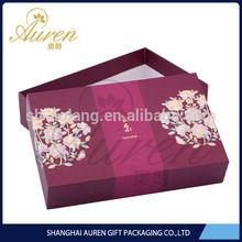 fashion matte cotton filled paper jewelry gift box,jewelry packaging,jewelry packaging box manufacturer
