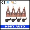 alternator and starter parts carbon brush 140978 ISKRA 16905688 ISKRA 16906266