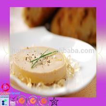 canned Goose foie gras extra foie gras slices