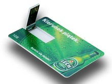 Business Card Memory Stick Credit Card Shape Stick