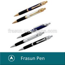 Fashion Triangle Shape Metal Material Souvenir Pen,Wholesale Click Function Souvenir Pens