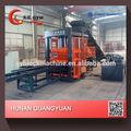 Nova tecnologia de produto na china, máquina de tijolos ocos preço indian/tijolo da argila que faz a máquina