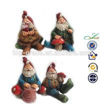 2015 spring GARDEN mini gnome statue