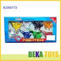 New kids spielzeug aus china beste geschenk mini-kunststoff-spielzeug-flugzeug kit billig spielzeug segelflugzeug
