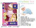 13 polegadas cute bonecos de menino novo popular real baby dolls