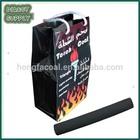 Shisha hookah finger charcoal bulk supply