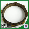 Good Performance DX100 RX100 motorcycle clutch disc,clutch friction plate for motorcycle part,Super Quality with Best Price!!