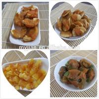 Dry chicken jerky pet snack pet food