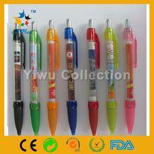 500PCS MOQ promotion gift cheap Marketing Gift keychain banner ballpoint pen