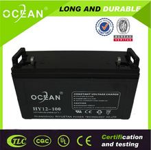 Deep Cycle Gel Solar Batteries 12 volt 12v 100ah sealed lead acid battery